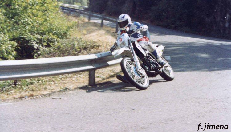 Rallye Sierra Morena Motos