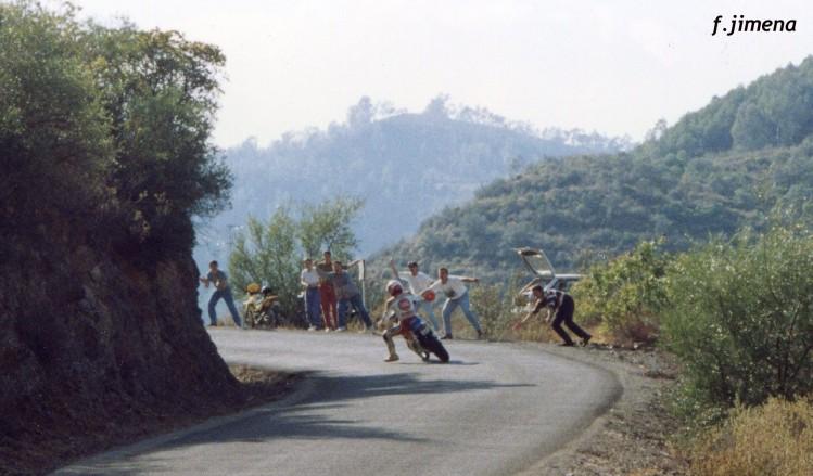 Rallye Sierra Morena Motos 94