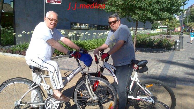 Vidal Castro y Paco López