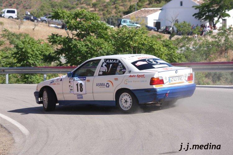 José Luis Francoi BMW 325i