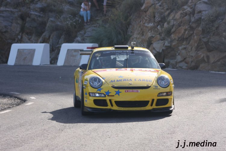 Manuel Maldonado-García, Porsche 911 GT3