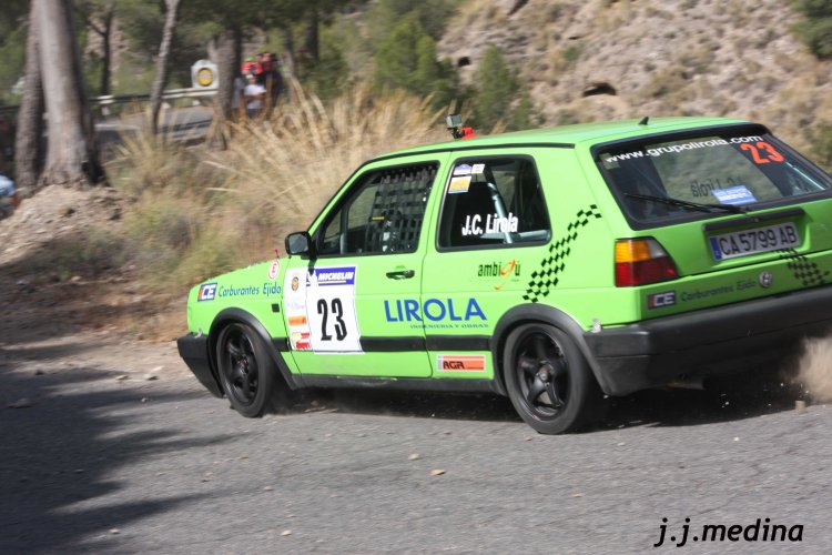 Lirola-Martínez, Volkswagen Golf GTI