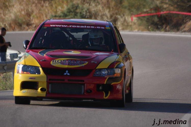 José Blanco, Mitsubishi Evo IX