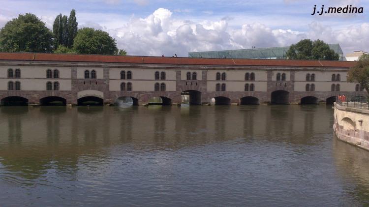 Barrage Vauban, Estrasburgo