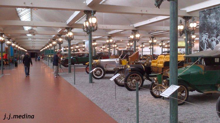Sala del MNA-Colección Schlumpf