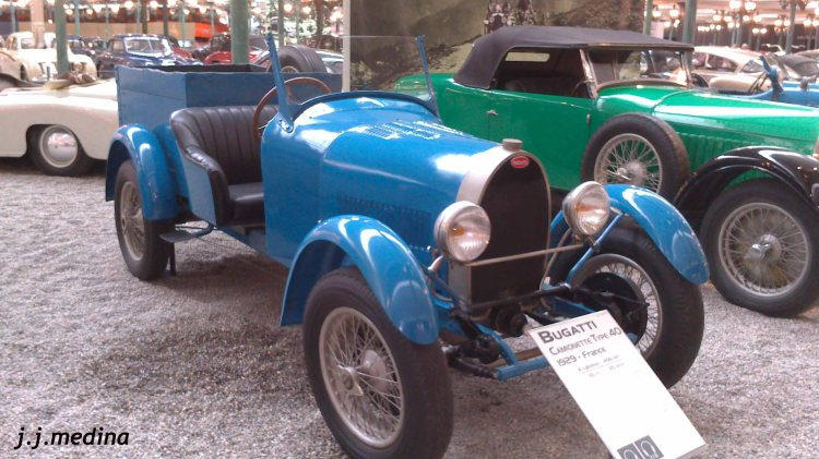 Bugatti Type 40 Camioneta