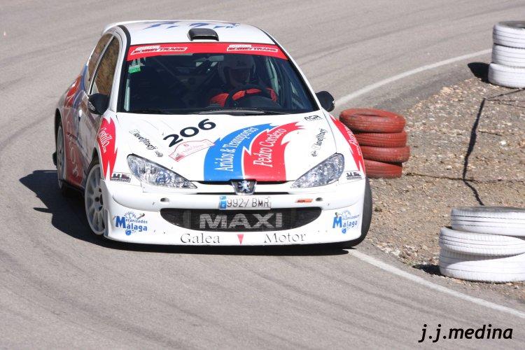 Pedro Cordero, Peugeot 206 Maxi