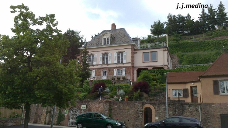 Alojamiento en Turckheim