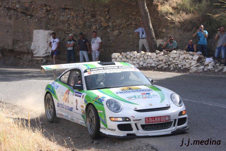 Aznar-Galán, Porsche 911 GT3