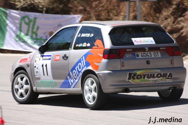 José Ignacio Santos, Seat Ibiza 2.0 16v