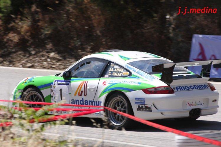 José Antonio de los Ríos, Porsche 911 GT3