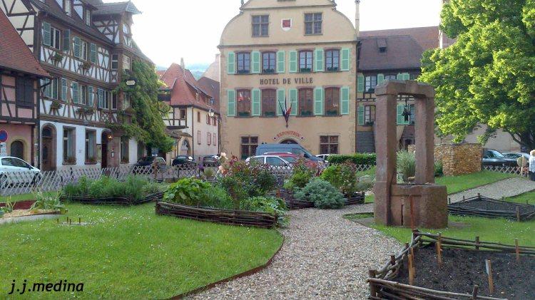 Plaza de Turckheim