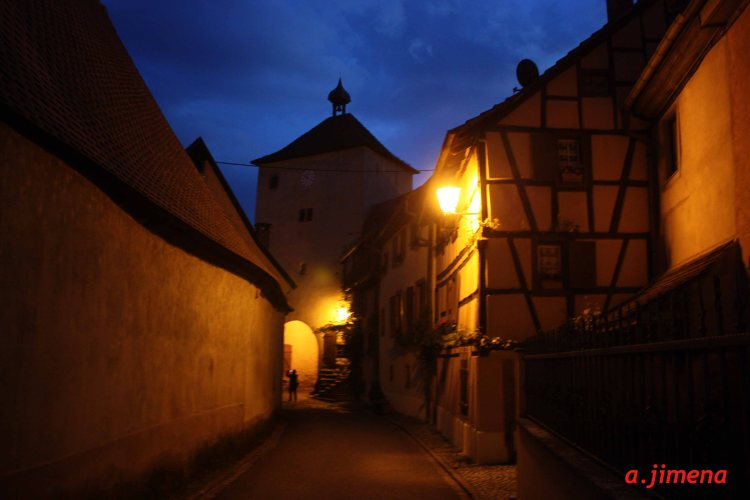 Calles de Turckheim