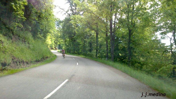 Carreteras en Alsacia