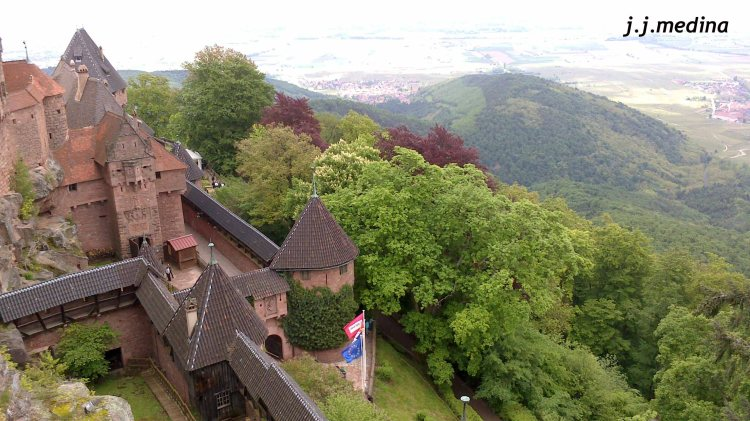 Castillo de Haut Koenisberg