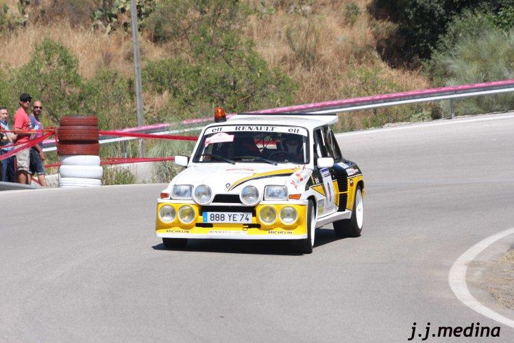 Manuel Arco, Renault 5 Maxi Turbo