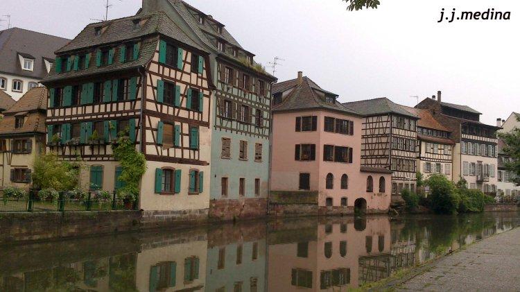 Casas  en La Petit France
