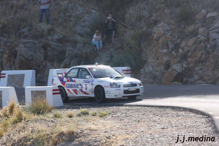 Ruiz-González, Subaru Impreza STI