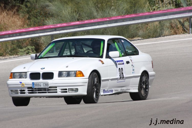 Francisco Palomo, BMW 325