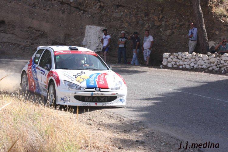 Cordero-Pérez, Peugeot 206 Maxi