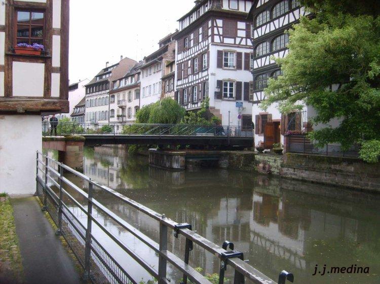 Pont Torunant, Estrasburgo