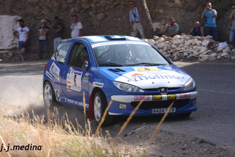 Molino-Martín, Peugeot 206 XS