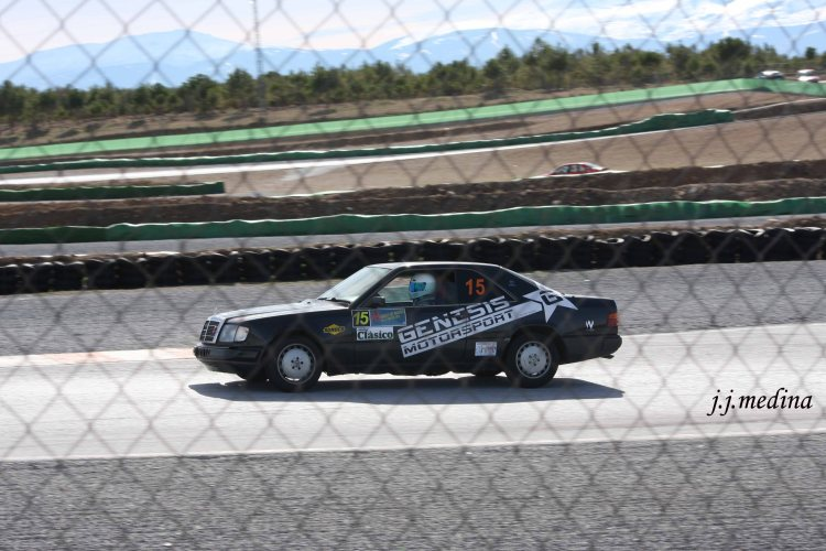Equipo Fuelwasters 24 H Guadix