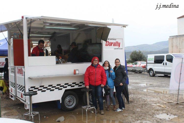 Parque de asistencias en Ugíjar