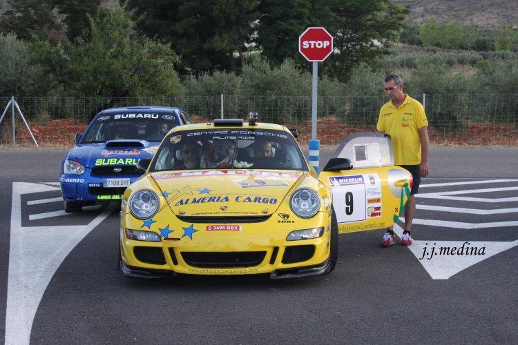 Manuel Maldonado, Porsche 997 GT3