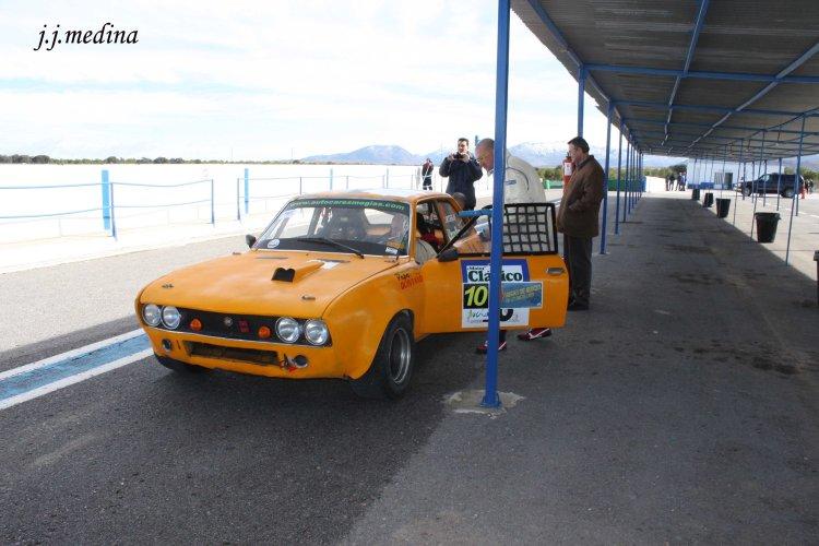 Seat 124 Sport La Doma Competición