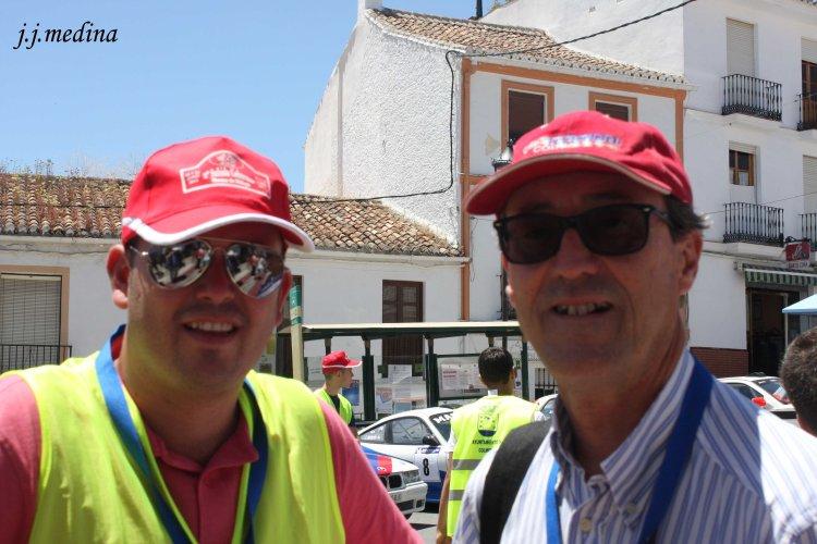 Manuel Muñoz y Paco Galera