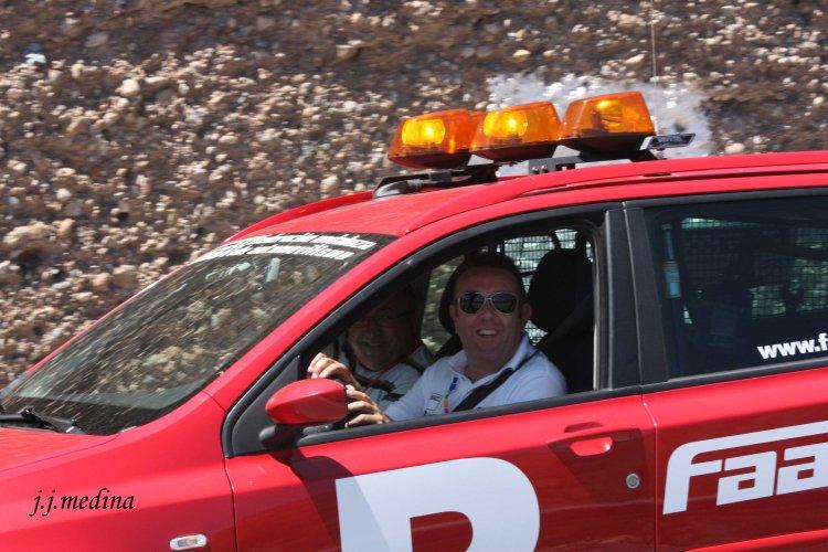 José Antonio Teruel y Paquillo, coche R FAA