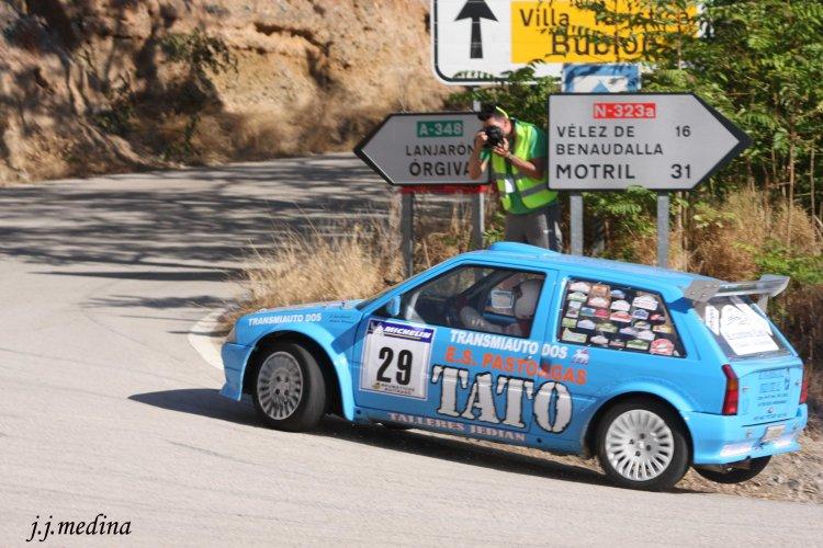 Juan José García, Citroën AX