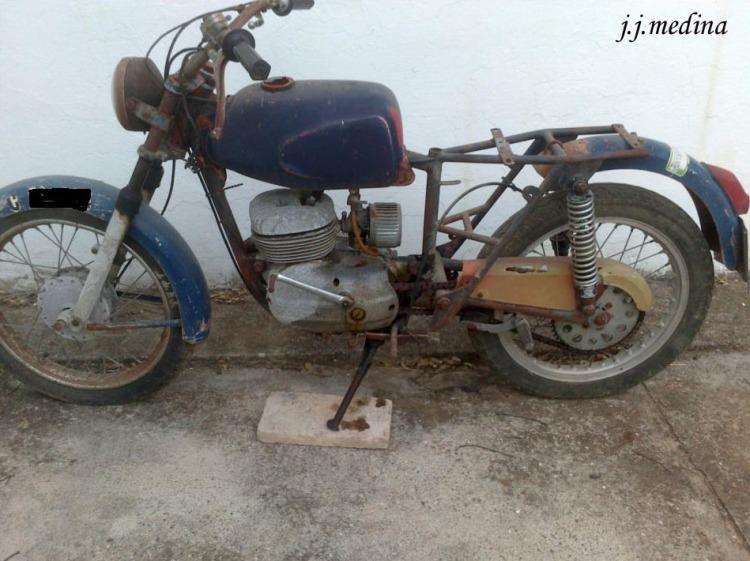 Bultaco Junior