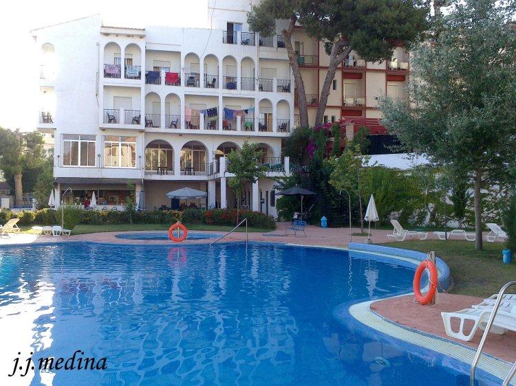 Hotel Andalucía, Lanjarón