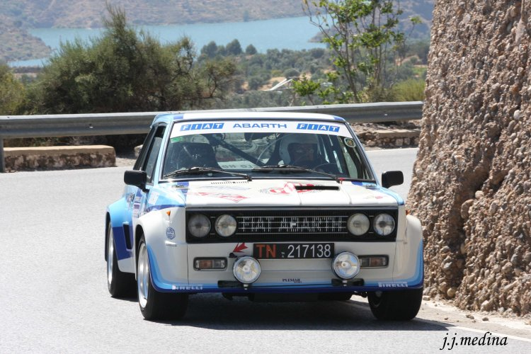 Jo´sé García, Fiat 131 Abarth
