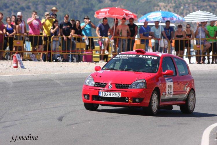 José Antonio Romero,Renault Clio Sport