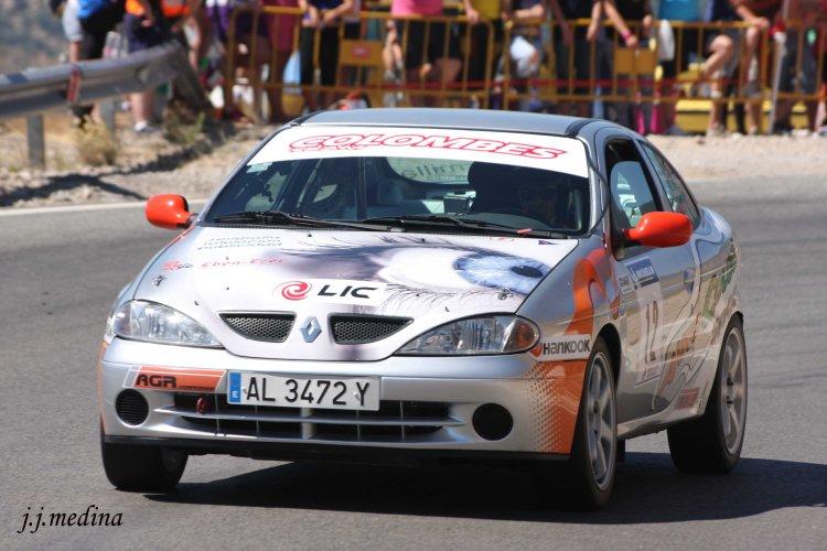 Nicolás Rodríguez, Renault Megane Coupé