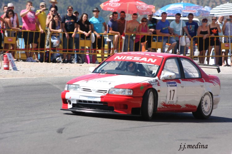 Mario Martínez, Nissan Primera ST