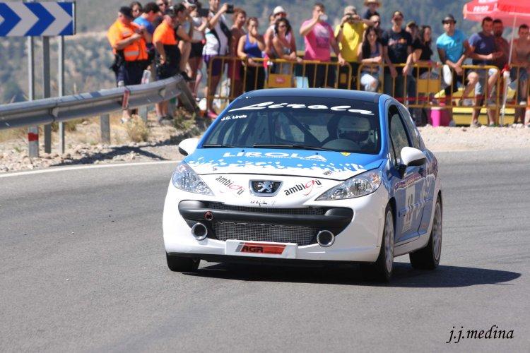 José Carlos Lirola, Peugeot 207 THP