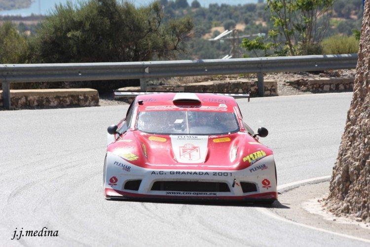 Enrique Cirre, Speed Car GTR