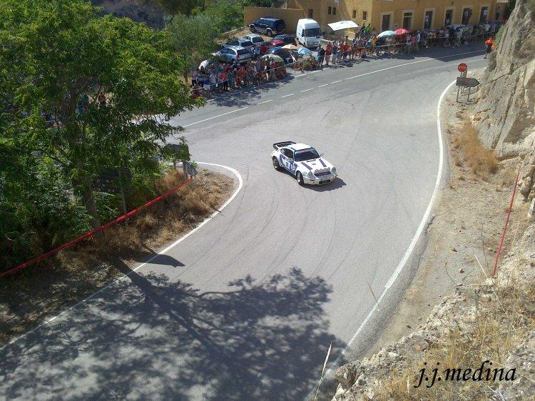 Crufce carretera antigua