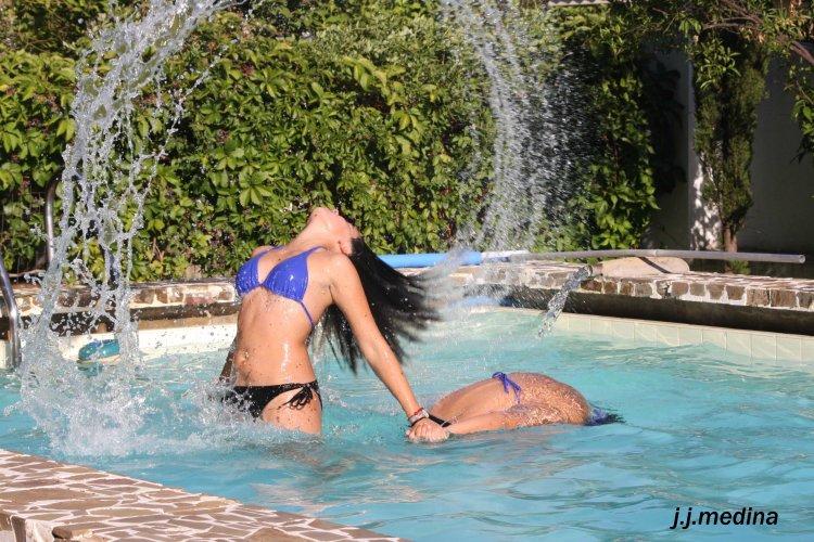 Foto 15 Teresa piscina