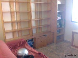 Librería vacía