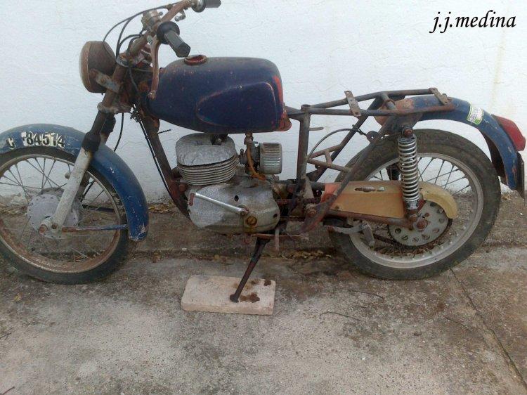 Bultaco Junior 74