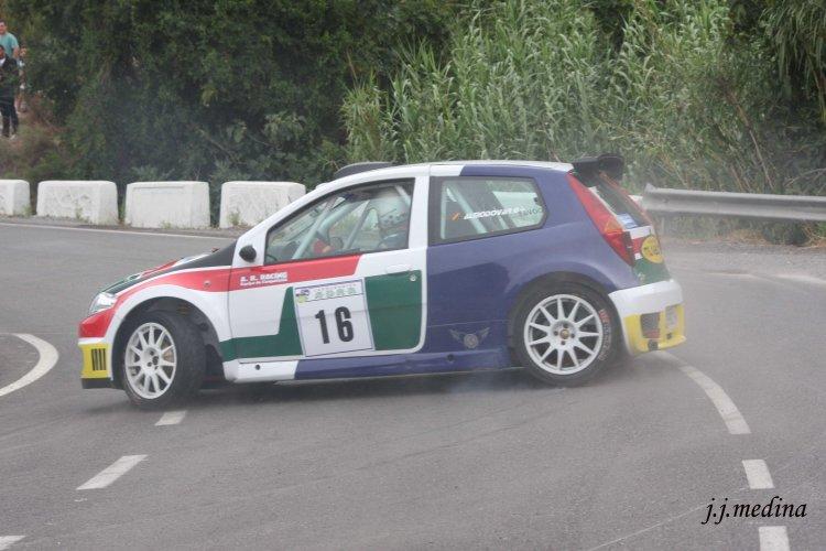 Miguel Ángel Almodóvar- José Martín, Fiat Punto S1600