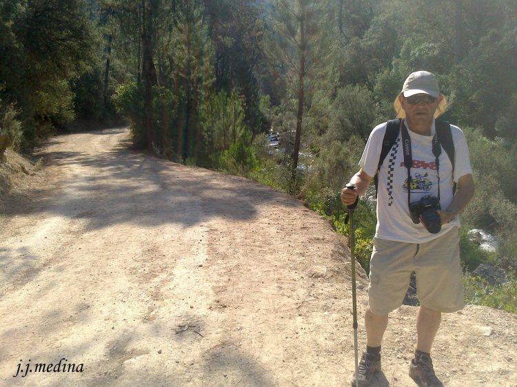 Excursión Río Borosa