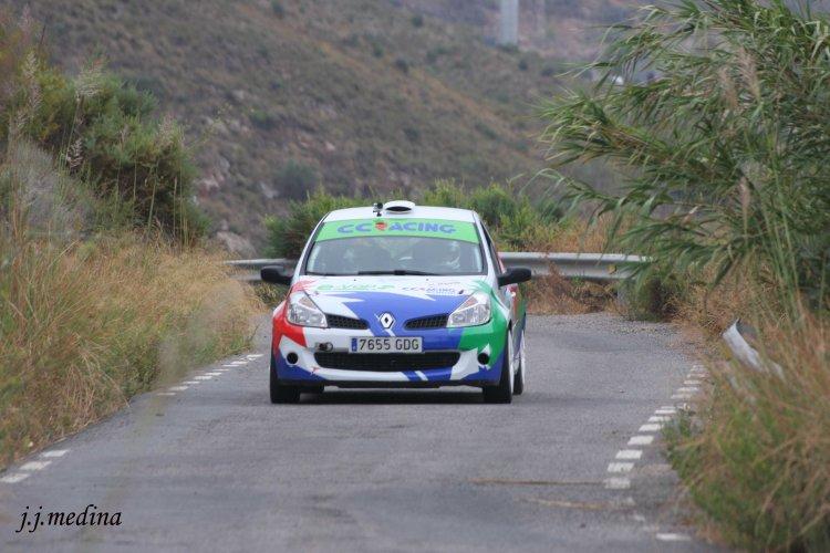 Carlos Cabezas-Carlos Colomina, Renault Clio R3