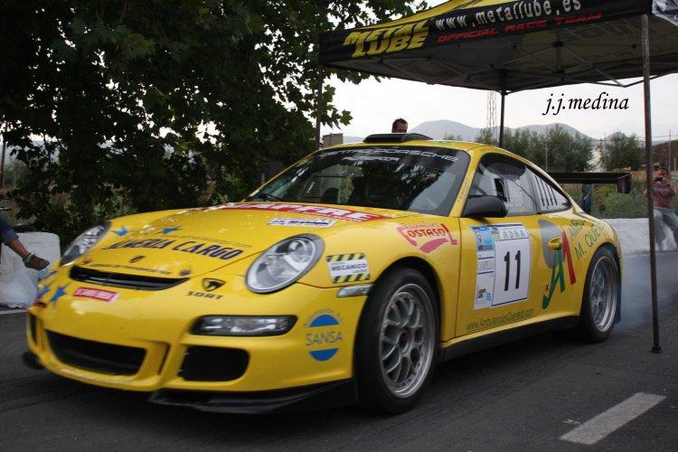 Manuel Maldonado-Manuel García, Porsche 911 GT3