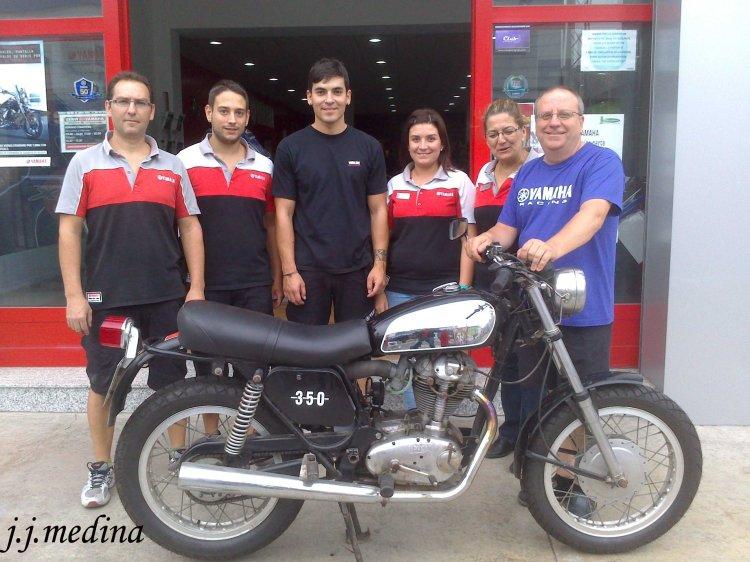 Personal de Motos Antoñín
